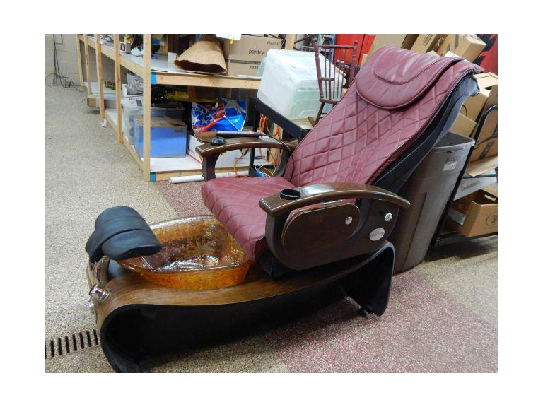 Large Gulf Stream Spa Chair