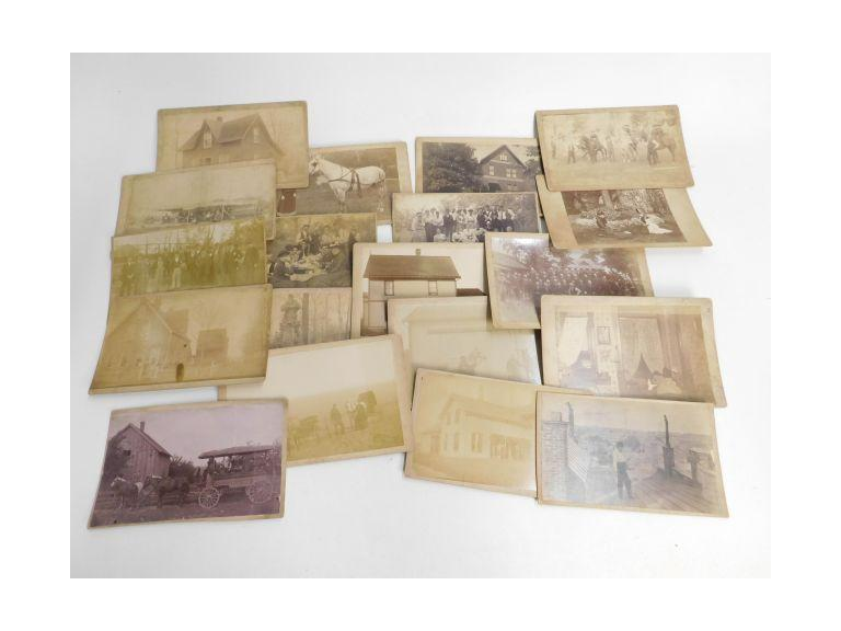 Collection of Antique Photographs