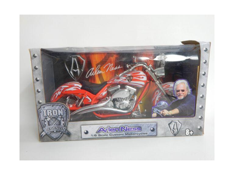 Iron Legends Model Motorcycle
