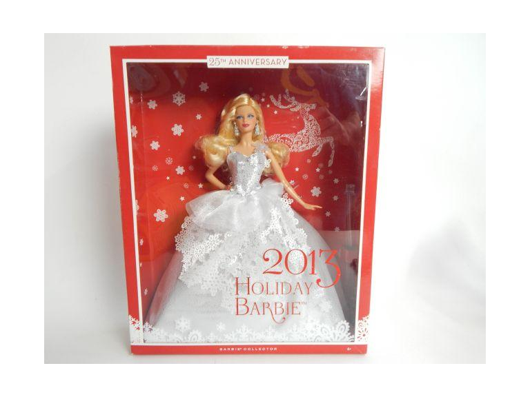 New in the Box Holiday Barbie Doll