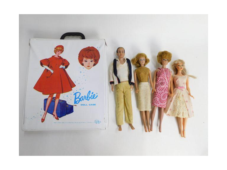 Vintage 1960's Barbie Collection