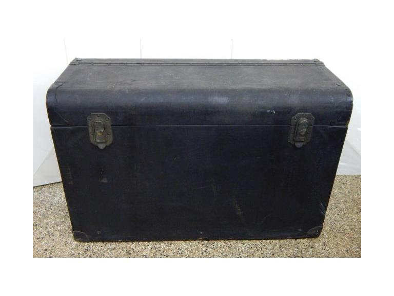 Antique Model A Car Trunk