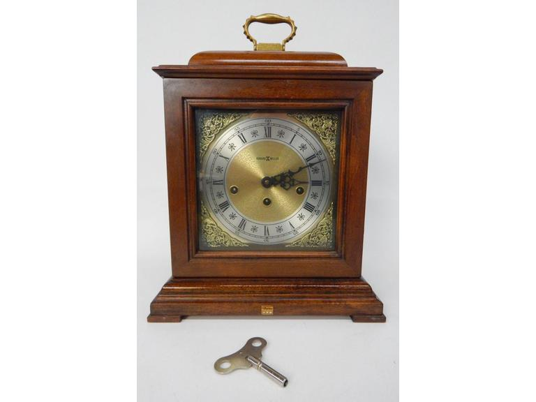 Howard Miller Key Wind Mantle Clock