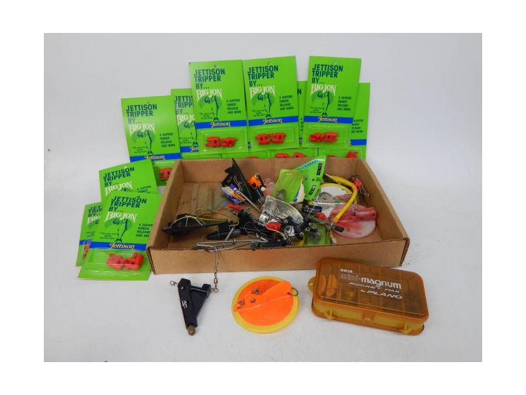 New and Used Fishing & Trolling Gear