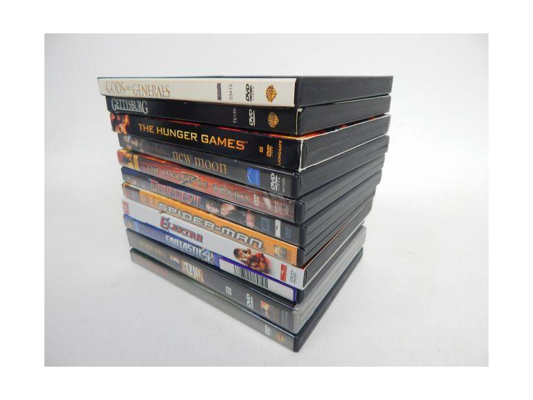 Collection of DVD  Movies