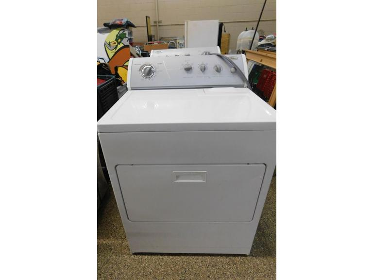 Whirlpool Ultimate Care II Electric Dryer