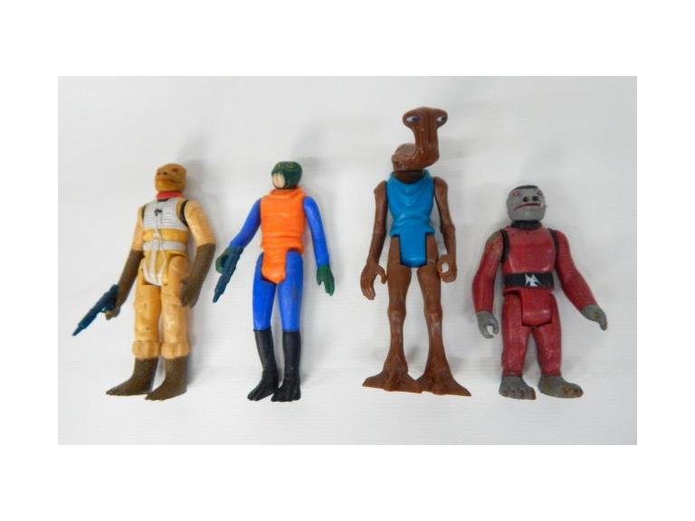 1978 & 80 Star Wars Action Figures