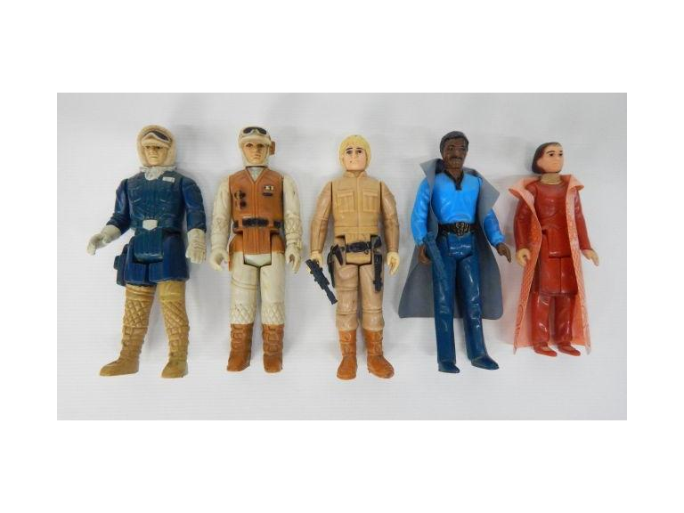 Star Wars 1980  Action Figures
