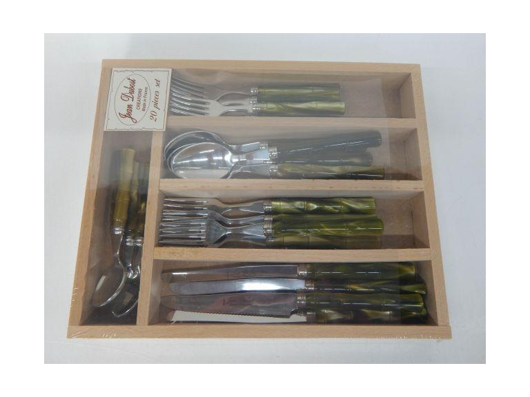 Jean Dubost Creations Flatware Set