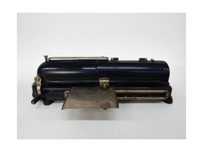 Antique Protectograph Check Writer