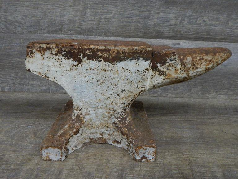 Vintage Cast Iron Anvil