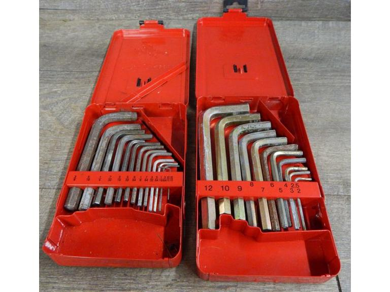 Snap On Hex Key Sets