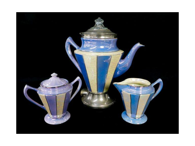 Fraunfelter China Royal Rochester Coffee Set