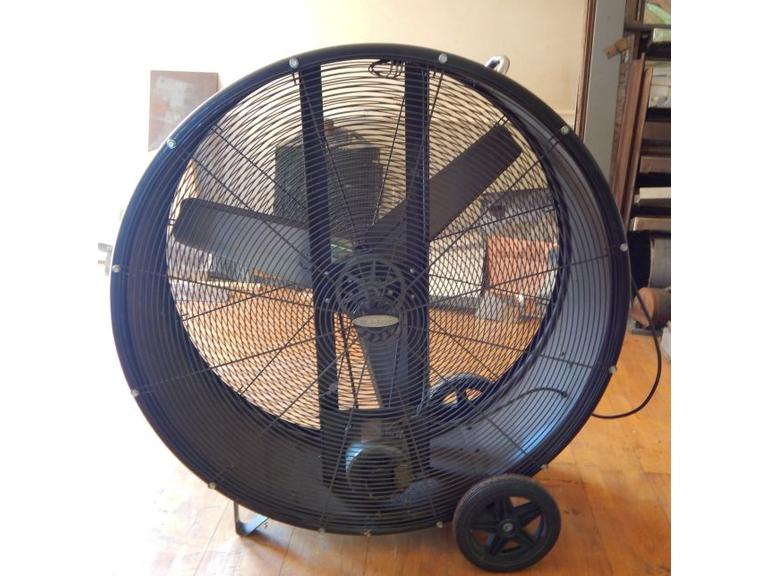 Large Industrial Lakewood 42'' Warehouse Fan