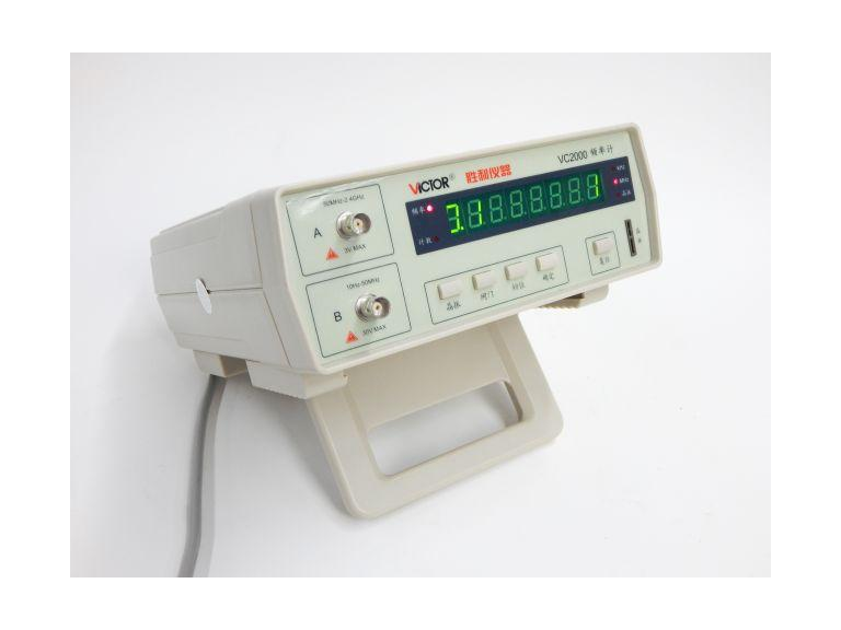 Victor Digital Frequency Counter