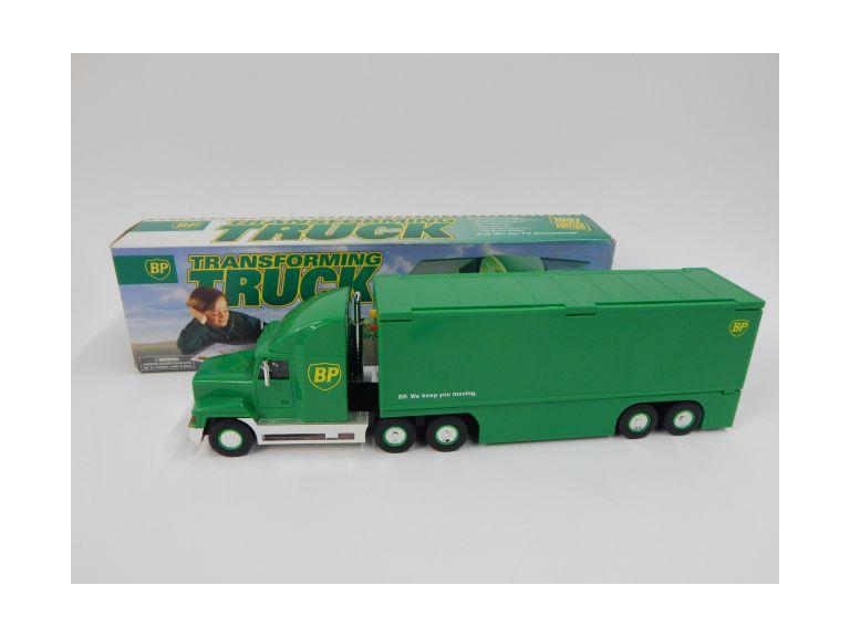BP Collectible Transforming Truck