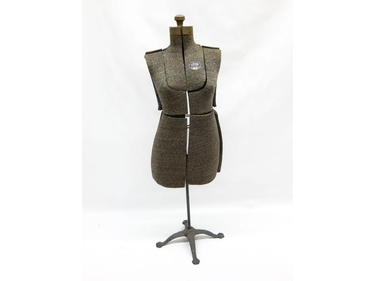 Vintage Acme Adjustable Dress Form
