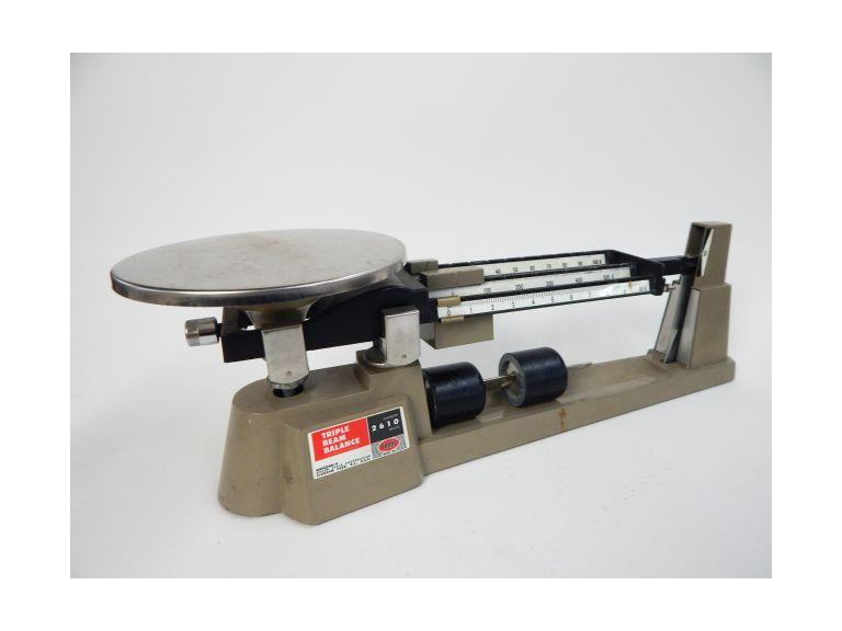 Ohaus Triple Beam Scale