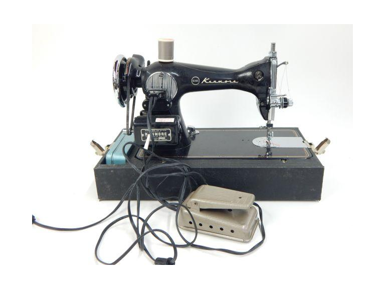 Sears Kenmore Portable Sewing Machine