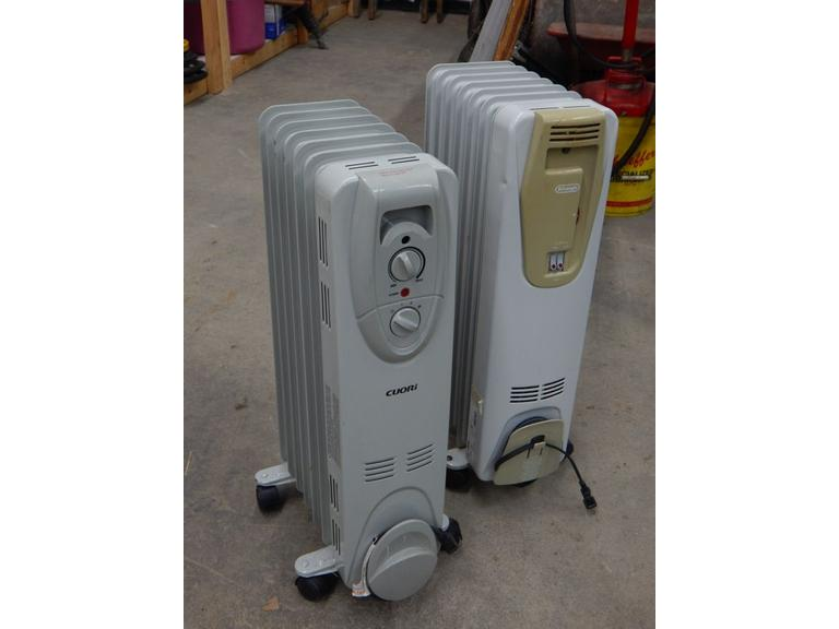 Pair of Electric Oil Heaters