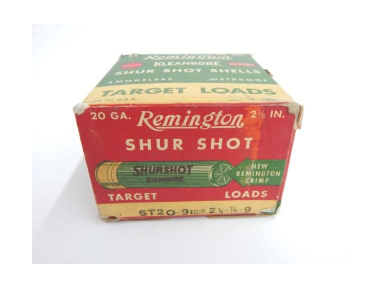 Box of Hornday 12 Gauge Buckshot Shells